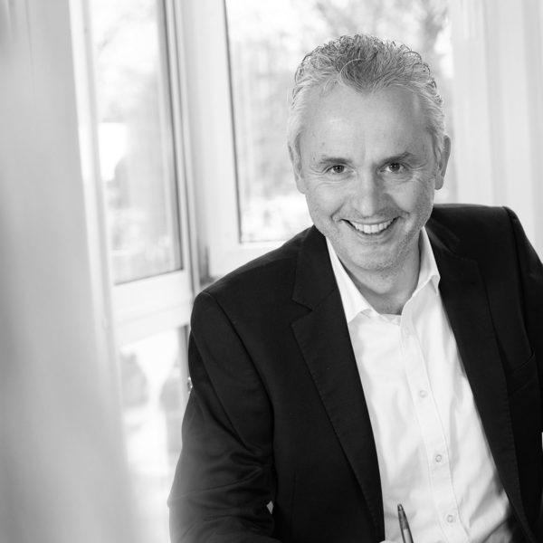Joachim Sina, Geschäftsführer von FUndraising-Agentur GRÜN alpha
